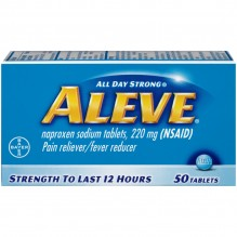 ALEVE TAB 50'S
