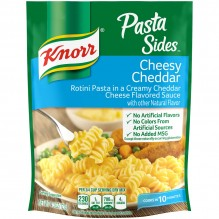 KNORR PSTA SIDE CHSY CHEDD 4.3Z