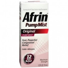 AFRIN NASAL SPRAY PUMP 15 ML