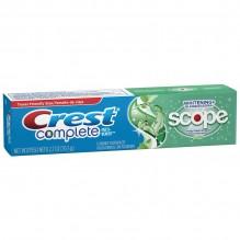 CREST CMPLT 2.7OZ WHT W/SCOPE