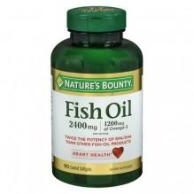 N/B #17130 ORDLESS FISH OIL 90S