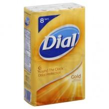DIAL SOAP 4 OZ 9/8PK GOLD