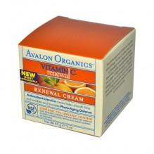 AVALON 2OZ VIT-C ID RENEW CREAM