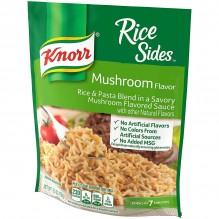 KNORR RICE SIDE MUSHRROM 5.5OZ