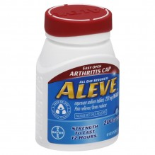 ALEVE ARTHRITIS 200'S