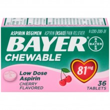 BAYER CHILD 36'S CHERRY