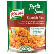 KNORR RICE & SAUCE SPANISH 5.6Z