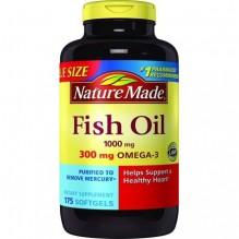 N/M #4293 FISH OIL 1000MG 175CT