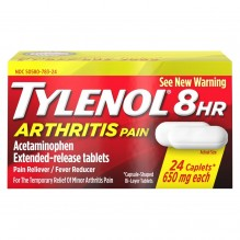 TYLENOL ARTHRITIS 24'S