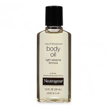 NEUTROGENA BODY OIL 1OZ CS/36