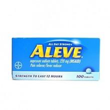 ALEVE TAB 100'S