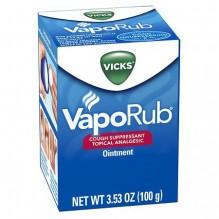 VICKS VAPORUB JAR 100G 3.53-OZ
