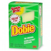 DOBIE S-BRITE 3PK CS8 #723-2F