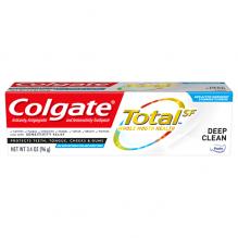 COLGATE TOTAL 3.4OZ DEEP CLEAN