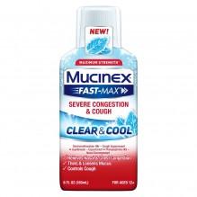 MUCINEX F/MX CLR SEVER CNGS 6OZ