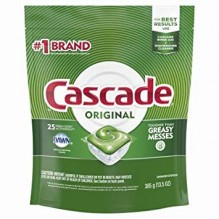 CASCADE ACT PACS FRESH SCNT 25C