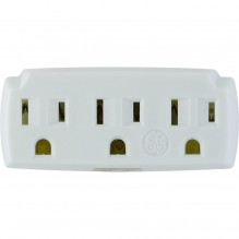GE GROUND TRIPLE OUTLET