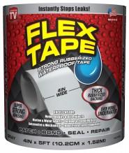 FLEX TAPE CLEAR 4IN