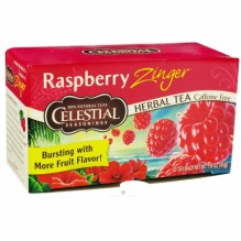 CLST SSNG RASPBERRY ZINGER 20CT