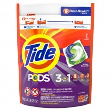 TIDE PODS SPRING MEADOW 31CT
