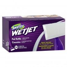 SWIFFER WETJET PAD REFILL 24CT