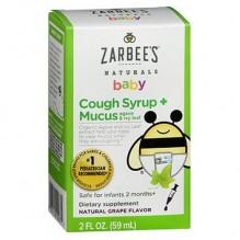 ZARBEES BABY MUCUS RELIEF 2OZ