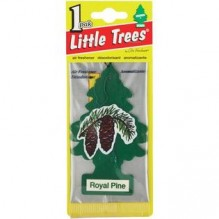 LITTLE TREE CAR FRS 1PK R/PINE