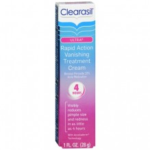 CLEARASIL ULT VANISH CREAM 1 OZ