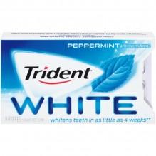 TRIDENT WHITE SPLT 2 FIT PPRMNT