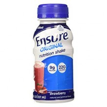 ENSURE RTU 8 OZ STRAW 6PKS 4/CS
