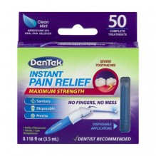 DENTEK ADULT RELF 50 TRT - 1CT