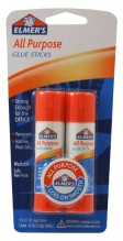 ELMERS GLUE STICKS 2CT 2-.21OZ