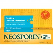 NEOSPORIN + PAIN RELIEF CRM.5OZ