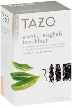 TAZO 20CT TEA AWAKE ENG 1.8OZ