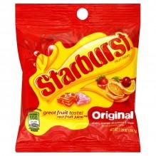 STARBURST FRT CHEWS 7.2Z