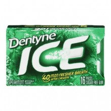 DENTYNE ICE SPLT 2 FIT SPEARMNT