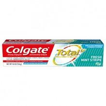 COLGATE TOTAL 4.8 OZ MNT STRIPE