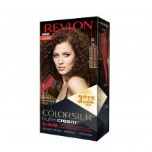 COLORSILK 50A BTTRCRM MED BROWN