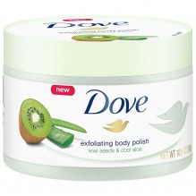 DOVE 10.5OZ BODY POLISH KIWI