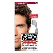 JUST FOR MEN H/C AUTO MED BRW
