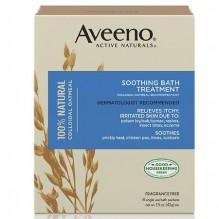 AVEENO SOOTH BATH 8X1.5 OZ=12 Z
