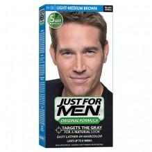 JUST FOR MEN H/C LT MED BRN H30