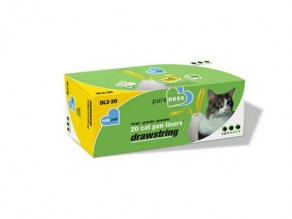 VANNESS CAT PAN LINER 20 CT