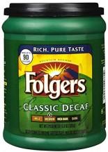FOLGERS DECAF GR CLSC RST 11.3Z