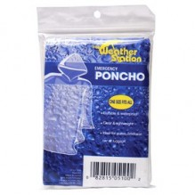 CHABY EMERGENCY PONCHO 1CT/1SZE