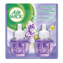 AIR WICK REFL TWIN LAVEND.67OZ