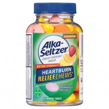 ALKA-SELTZER FRUIT CHEWS 60 CT