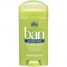 BAN INV SOLID POWDER FRSH 2.6OZ