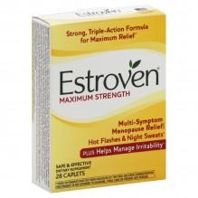 ESTROVEN MAX-STRENGTH 28 CT