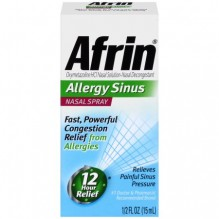 AFRIN NASAL SPRAY SINUS 15 ML
